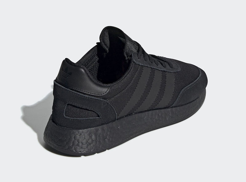 adidas,I-5923,BD7525,发售,Triple  超酷小黑鞋!全掌 Boost 复古跑鞋 adidas I-5923 即将发售