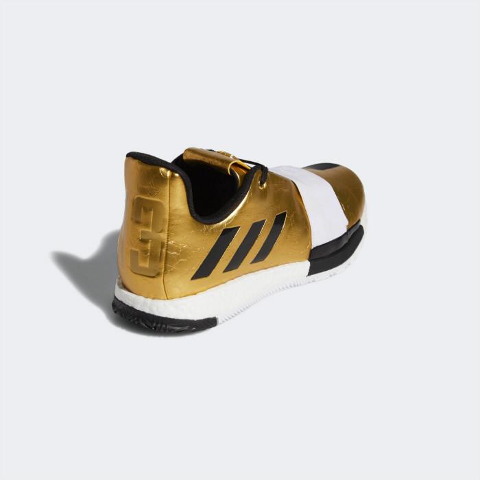 adidas,发售,Harden Vol.3,Imma be  巨星之路!黑金 adidas Harden Vol.3 特别配色现已发售!