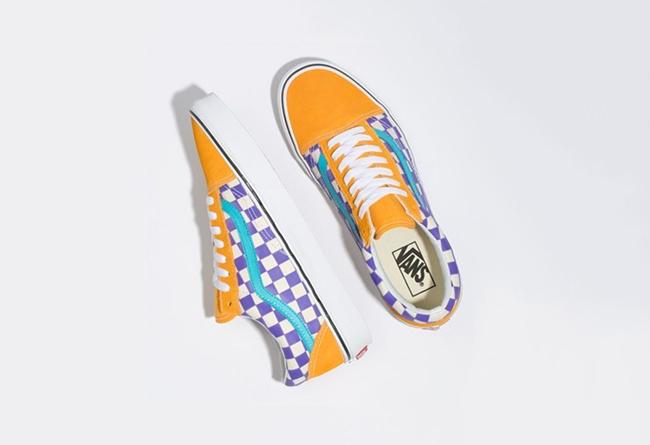 Old Skool,Slip On,Vans,  超好玩的变色鞋面来了!Vans 全新系列首次曝光