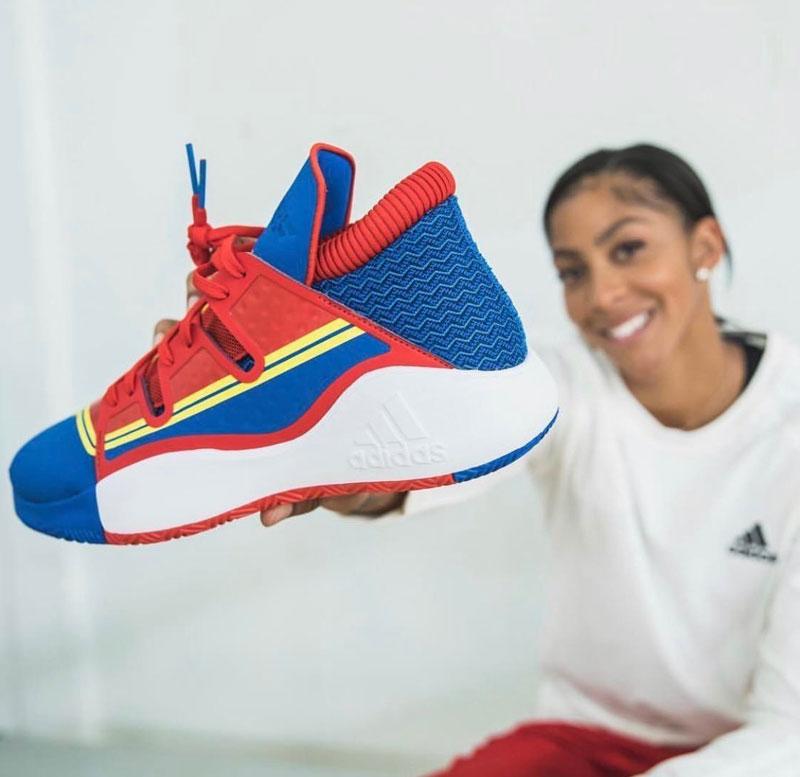 """发售,adidas,Pro Vision  惊奇队长专属配色!adidas Pro Vision """"ACE"""" 实物曝光"""