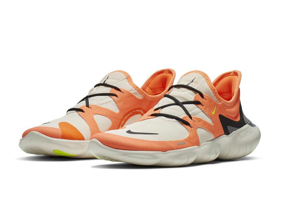 Nike,Free,发售  前所未见的圆润中底!全新 Nike Free 系列正式发布