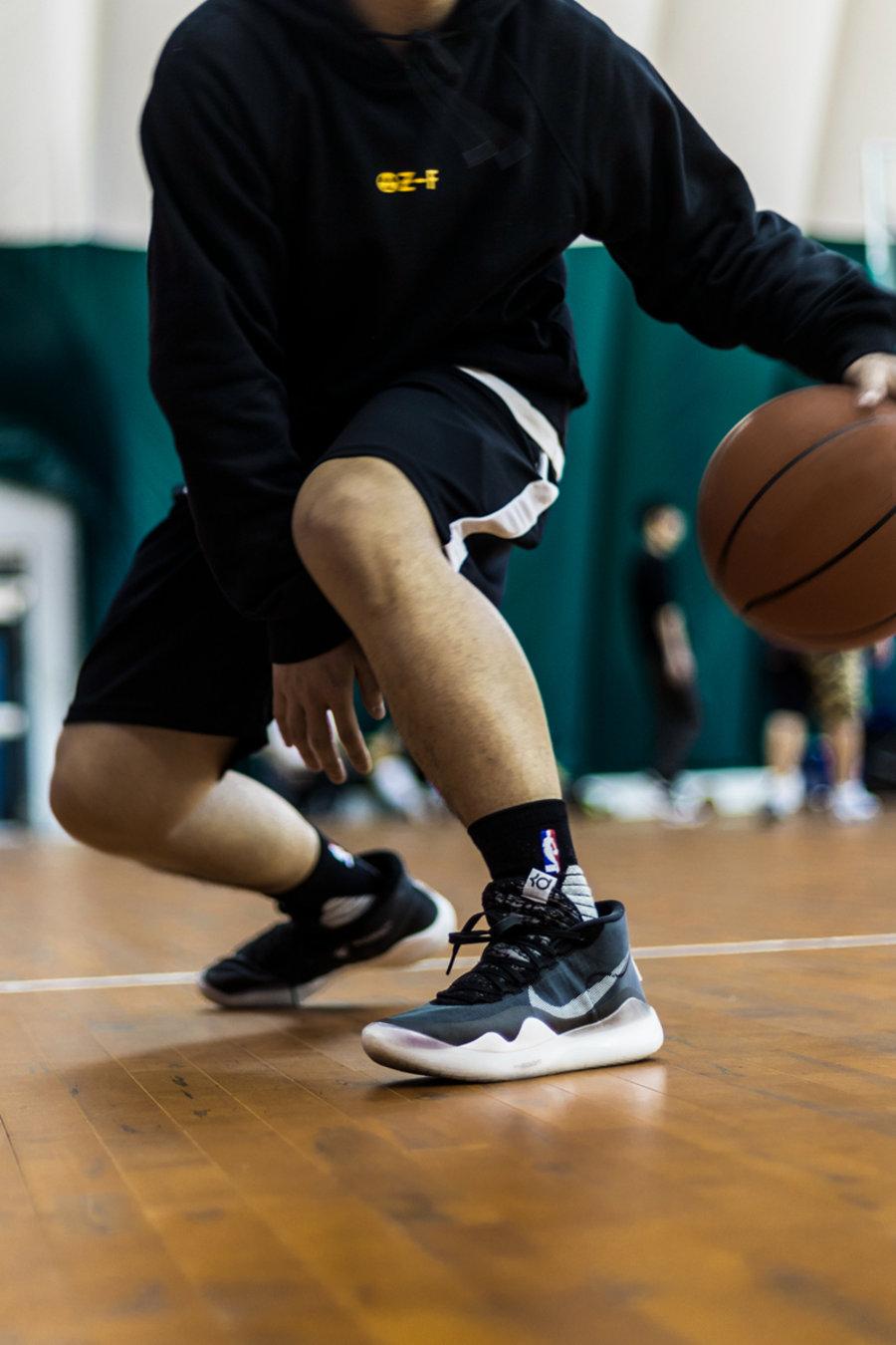 Nike,KD12  脚感历代最佳!穿上 KD12 后才知道什么叫 「爽」!