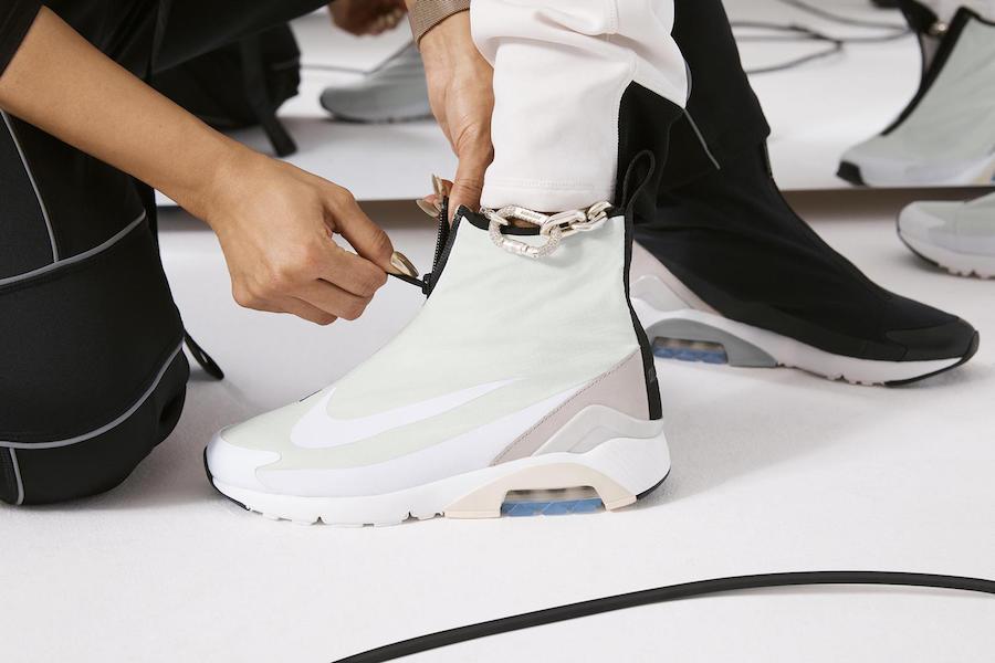 AMBUSH,Nike,Air Max 180,发售,BV0  侃爷、吴亦凡都穿过!AMBUSH x Nike Air Max 180 官图来了!