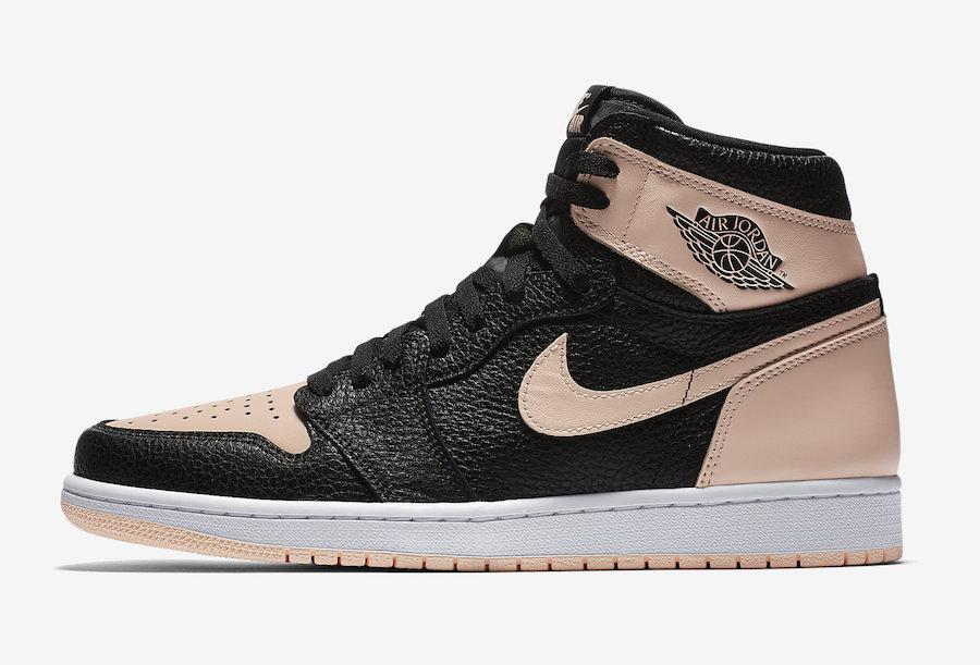 555088-081,AJ1,Air Jordan 1 555088-081 AJ1 黑粉脚趾 Air Jordan 1 官图释出!但是发售日期有点「迷」