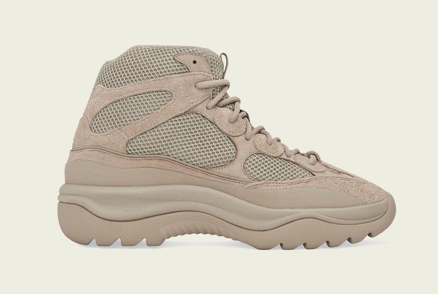 Yeezy,Yeezy Desert Boot,发售  Yeezy 500 的高帮版本?军事又机能的新鞋下周发售