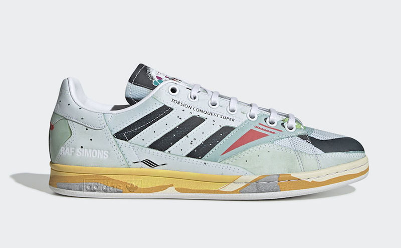 adidas,Raf Simons,Torsion Stan  定价不便宜!adidas by Raf Simons 联名「小脏鞋」即将发售