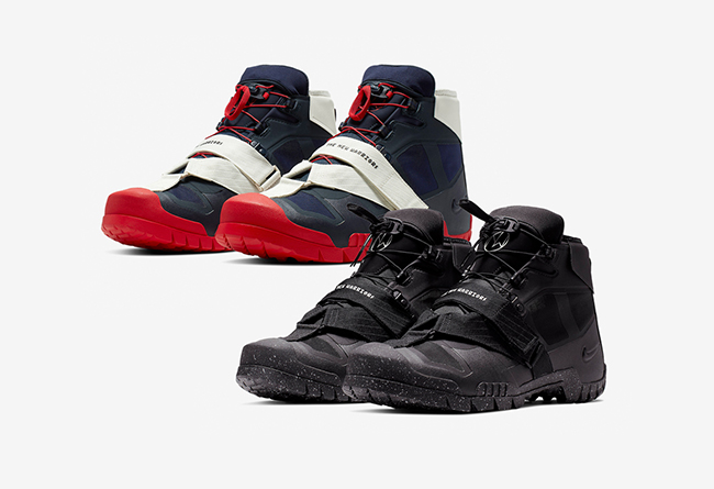 UNDERCOVER,Nike,发售,BV4580-400,  浓郁的战斗气息!UNDERCOVER x Nike 新联名来了!