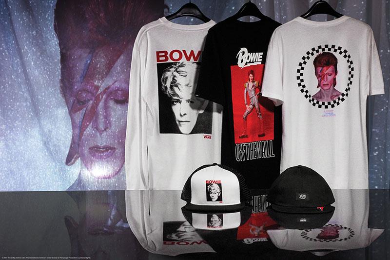 Vans,David Bowie  发售倒计时!Vans x David Bowie 联名官网预约即将结束!