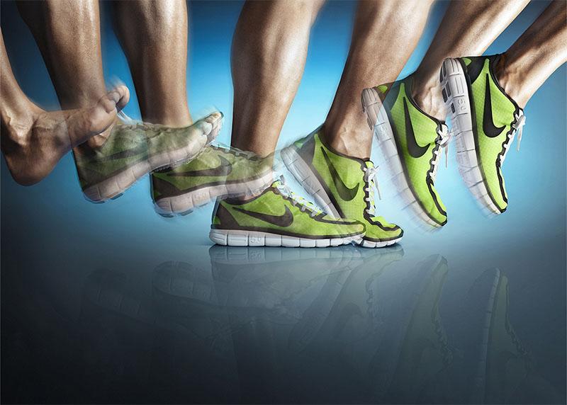 Nike,Free,Nike Free RN 5.0  它是耐克最出名的跑鞋之一!诞生 15 年,只做 1 件事!