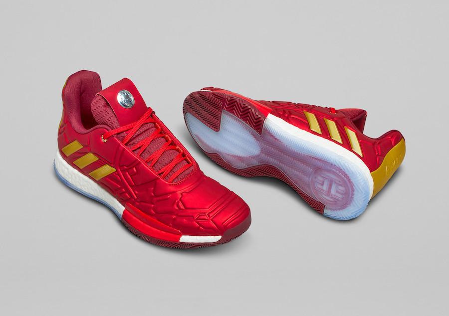 adidas,Marvel,发售  《复仇者联盟》 特别联名!Marvel x adidas 系列即将发售