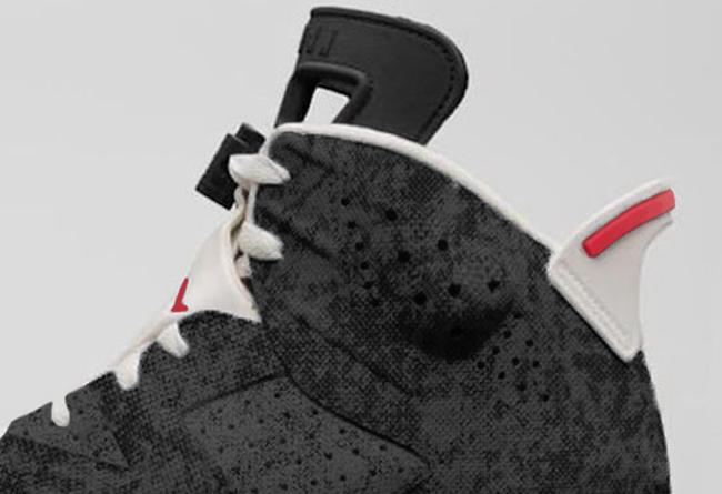 Air Jordan 6,AJ6,发售,CT5350-401  黑色水洗单宁!Air Jordan 6 全新配色年底发售