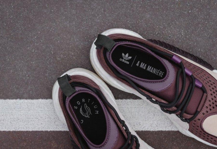 Crazy BYW Low,adidas,发售  独特配色方案,极佳鞋面质感!全新联名 Crazy BYW Low 即将发售