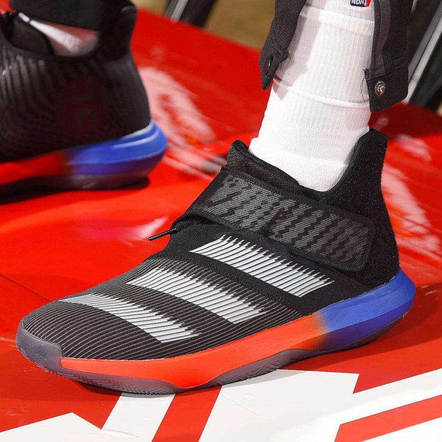 HARDEN B/E 3,adidas  颠覆正代的全新设计!全新配色 HARDEN B/E 3 支线战靴首度曝光