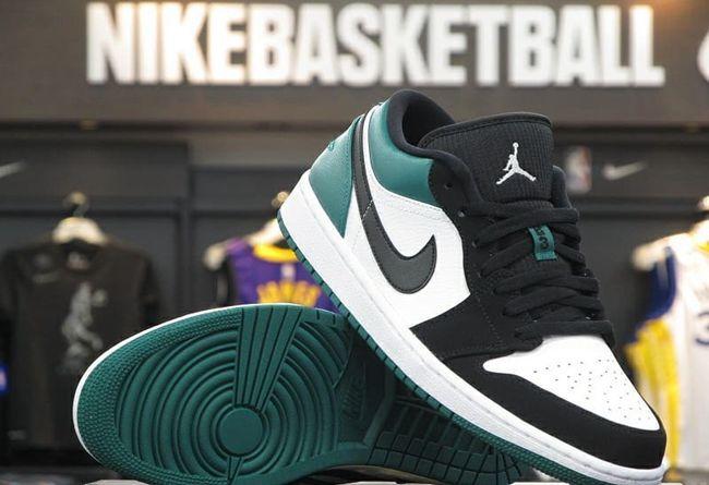 Air Jordan 1,low  黑脚趾又来了!这两双 Air Jordan 1 Low 你心动了吗?