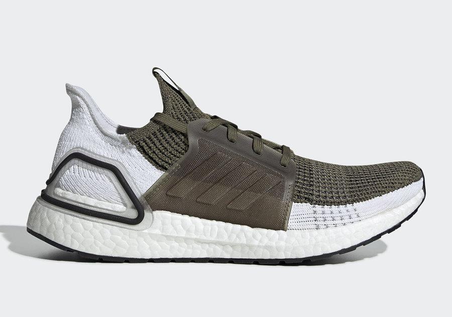 Ultra Boost 2019,UB19,adidas  7 双 Ultra Boost 2019 即将发售!多彩跑鞋新选择!