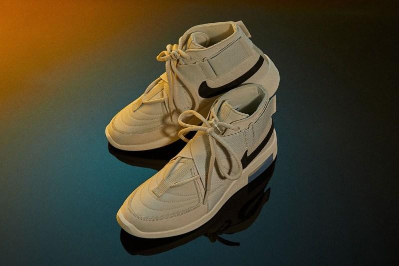 Fear of God,Nike,发售  街头风格与时装质感的碰撞!Fear of God 联名系列即将发售!