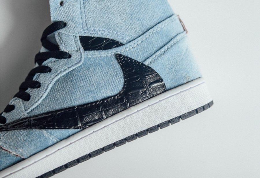 AJ1,Air Jordan 1,定制  反勾 AJ1 虽不便宜,但在这几双「天价鞋」面前还是弟弟!