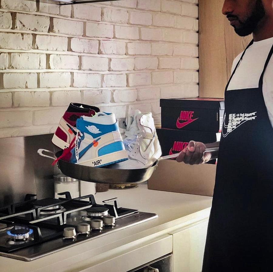 Air Jordan,Nike,adidas,Supreme  十大「最貴聯名球鞋」!OW x AJ1 排倒數,第一名能換小汽車!