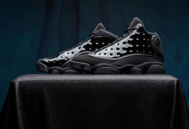 Air Jordan 13,AJ13,Nike,发售  黑豹般出众气质!全新配色 Air Jordan 13 明日发售!
