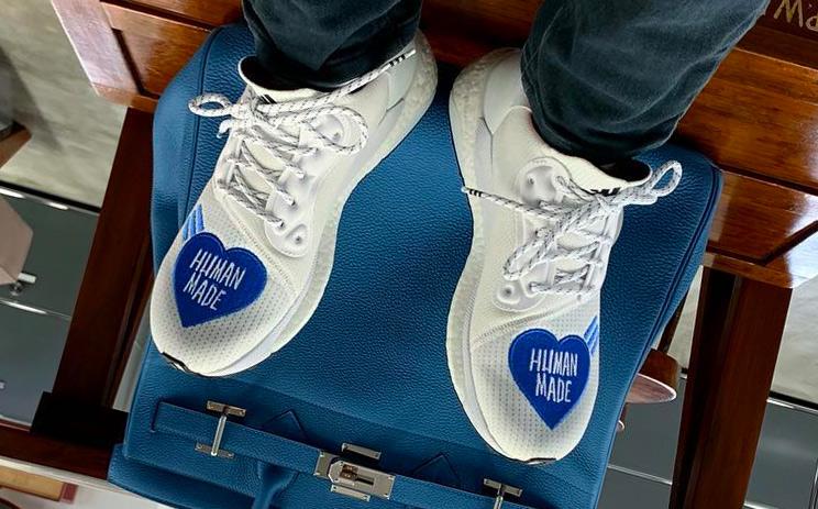 Nigo,Virgil Abloh,adidas,Nike  NIGO 和 Virgil Abloh 同框斗鞋!看完小编只想问...