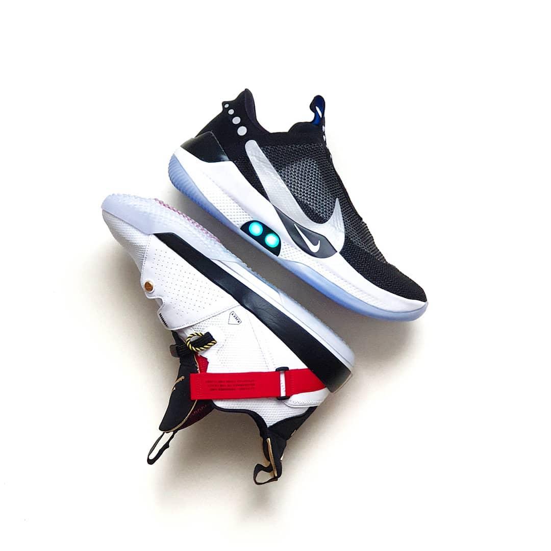 Nike,adapt BB,发售  「自动系带」专属购买权你收到了吗?能买的人都做了一件事...