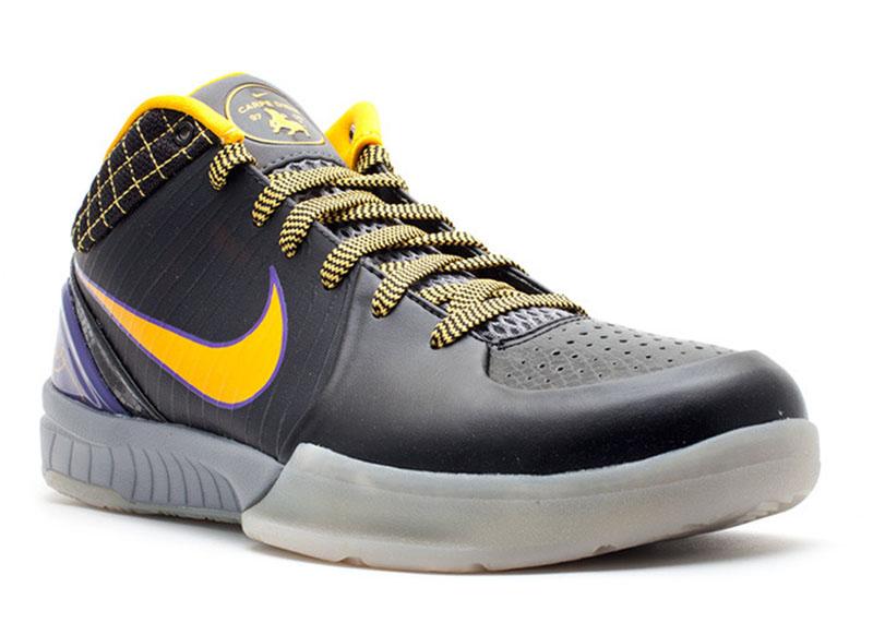 Zoom Kobe 4,ZK4,Nike,科比,Protro  今年第二款 ZK4 要来了?科比 ZK4 Protro「及时行乐」谍照曝光!