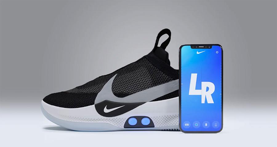 Adapt BB,CJ5000-001,Nike  明天发售!自动系带的 Nike Adapt BB 上脚美图看个够!