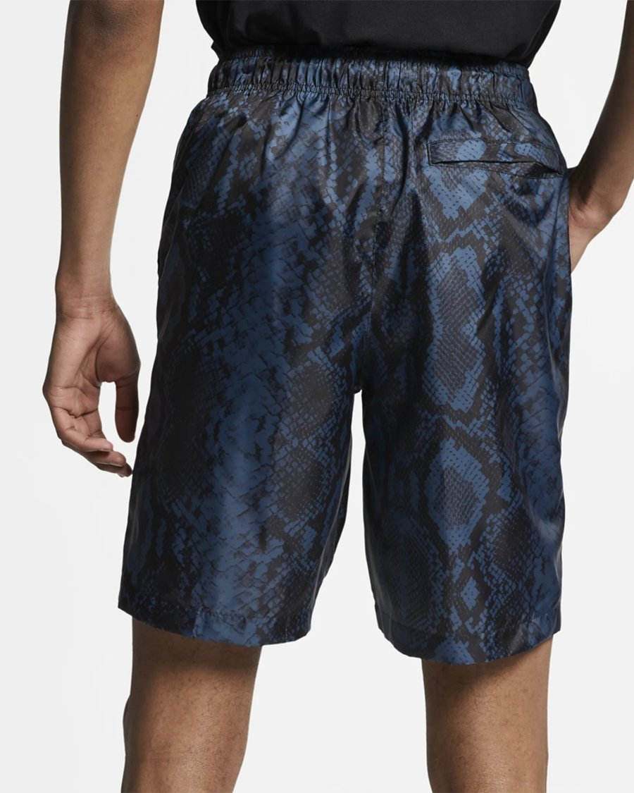 AJ11,CK0888-100,CI0305-100,CI0  白蛇 AJ11 Low 还未发售,蛇纹系列服饰已率先登陆官网!