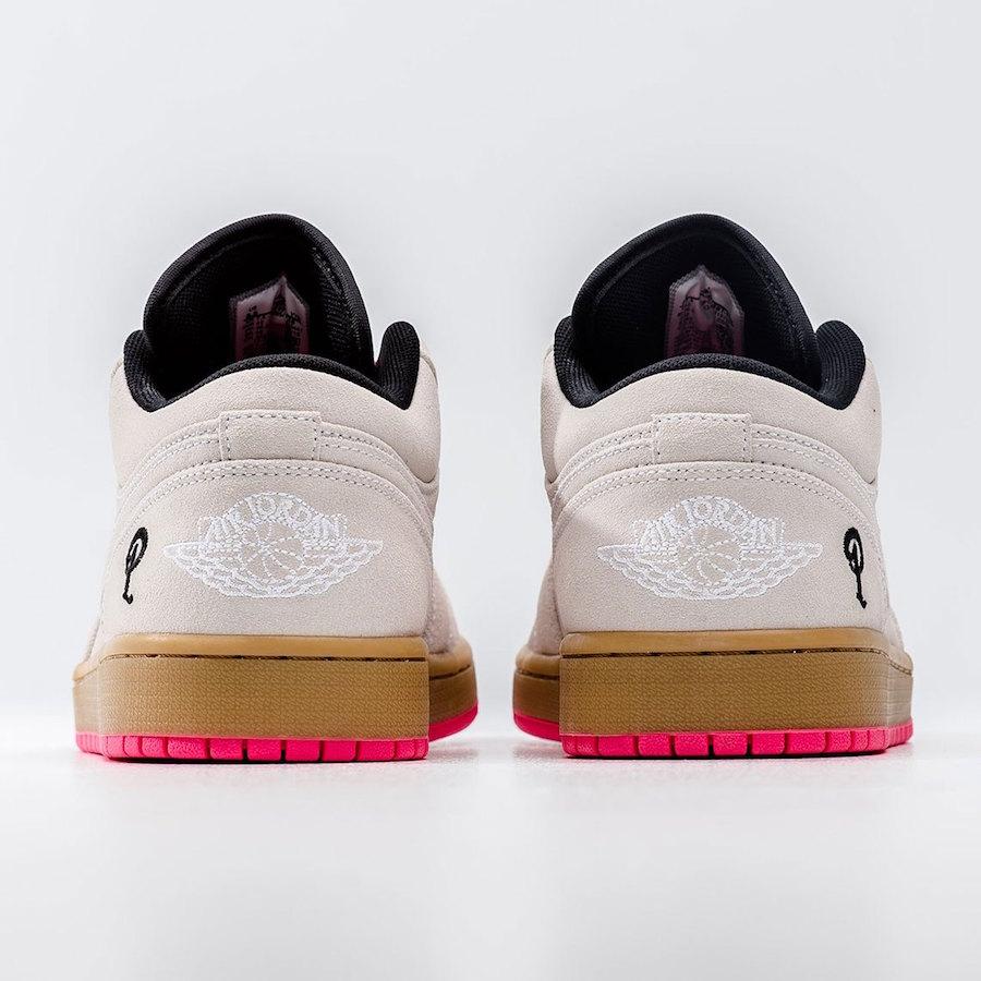 Air Jordan 1 Low,发售  全球限量 504 双!店铺联名 Air Jordan 1 Low 明日发售