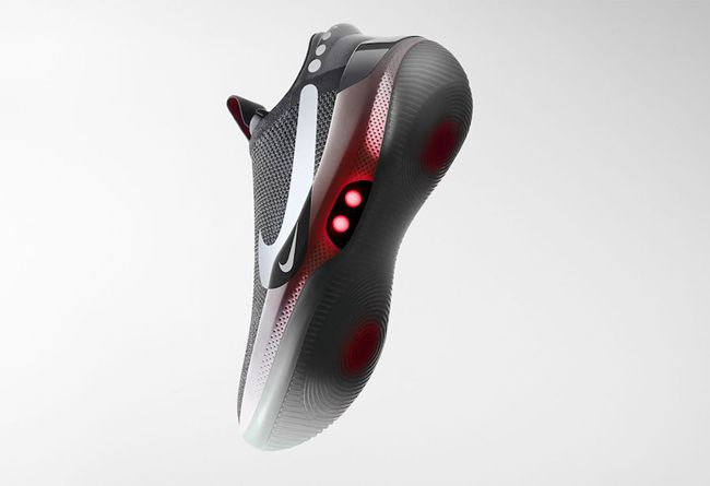 Nike,Adapt BB,AO2582-004,发售  更具科幻质感!灰色 Nike Adapt BB 国内即将发售!