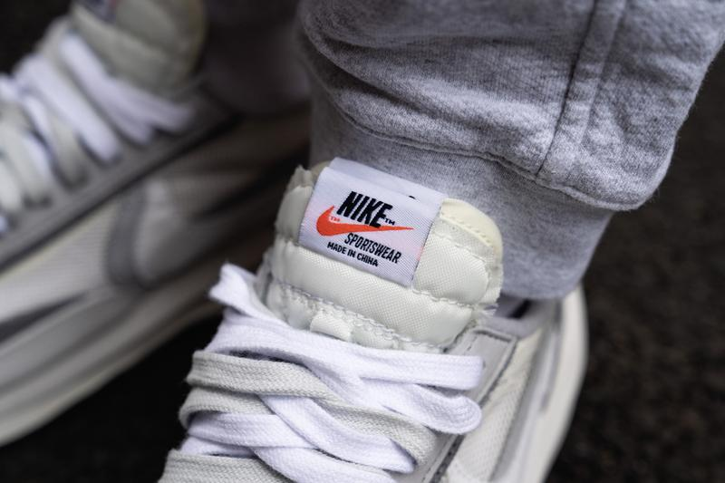 Sacai,Nike,LDWaffle,发售  Sacai x Nike 联名上脚美图欣赏!中国区发售信息来了!