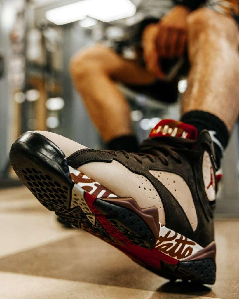 AT3375-200,PATTA,AJ7,Air Jorda AT3375-200 内马尔连自己的联名鞋都不穿,只穿这双 AJ…