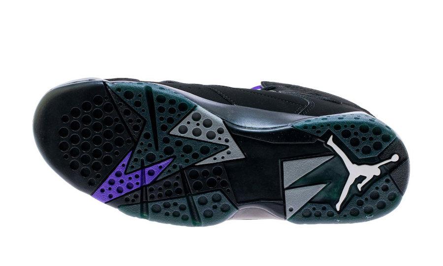 Air Jordan 7,AJ7,发售,304775-053  发售日期提前!雷·阿伦 Air Jordan 7 下月初发售!