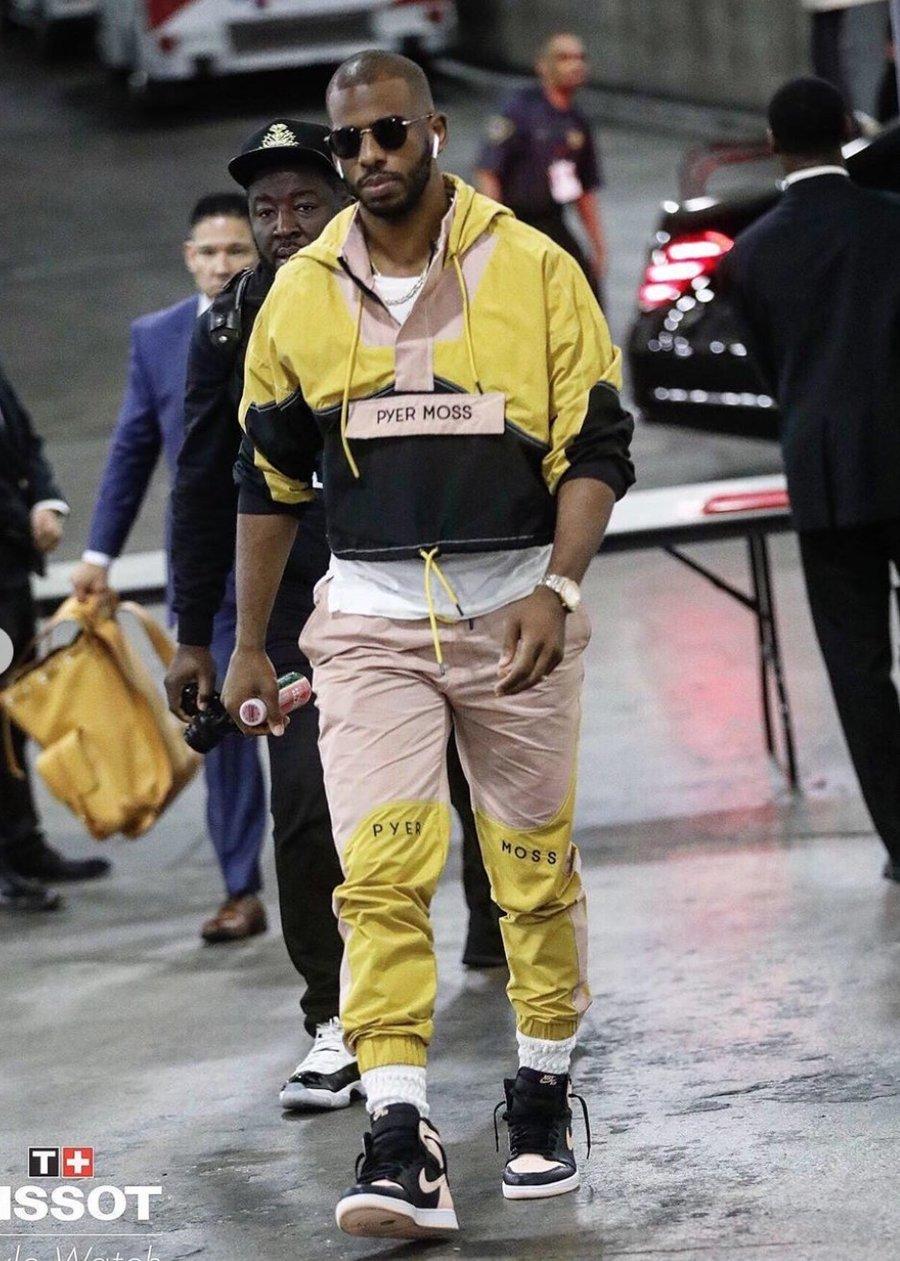 Nike,adidas,Travis Scott,OFF-W  最抢眼的居然不是 Travis Scott?海外明星球鞋上脚精选 5.13