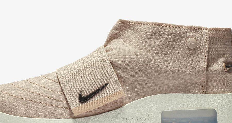 Fear of God,Nike,Moc,发售  黑白、白粉 Air Fear of God Moc 同时登场!小姐姐们要馋哭了!
