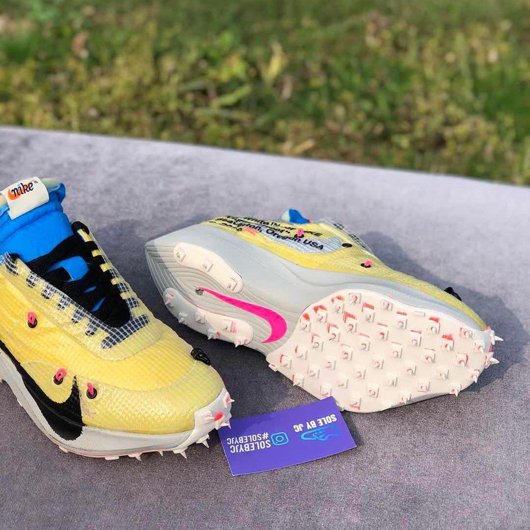 """Nike,OFF-WHITE,OW  """"The Ten"""" 系列之后又一新款!这双联名很特别!"""