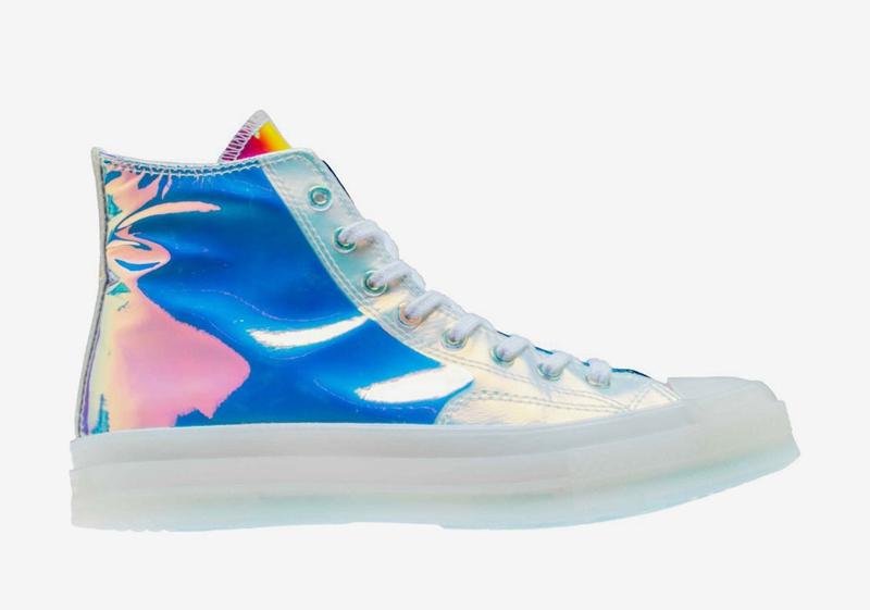 Converse,Chuck Taylor 70,16378  与众不同的炫彩鞋面!这双匡威 Chuck 70 有点特别!