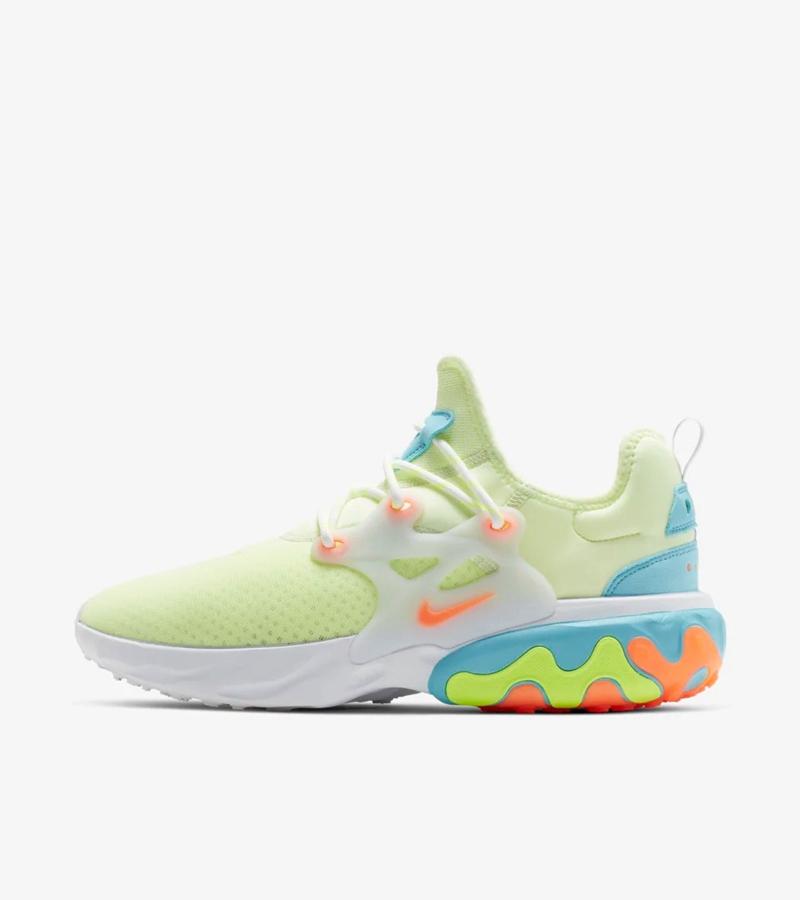 Nike,Presto React,CD9015-700  脚感全面升级!Nike React Presto 全新配色即将发售!