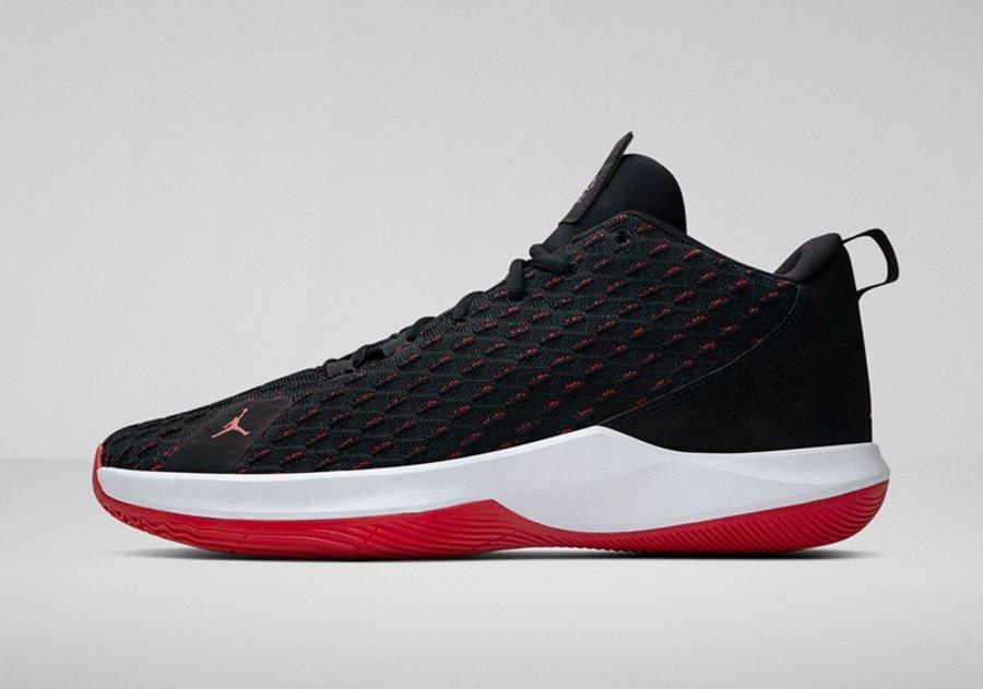 Jordan,CP3.XII  发售临近!保罗最新签名鞋 CP3.XII 全新配色曝光!