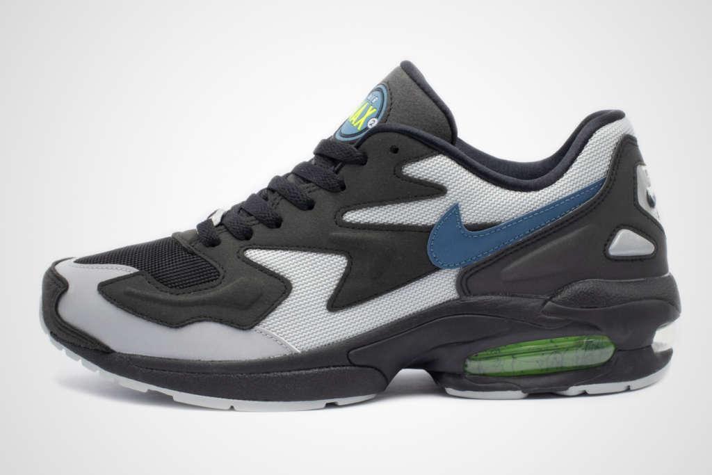 Nike,Air Max 2 Light,发售  夸张线条设计!全新 Air Max 2 Light 即将发售
