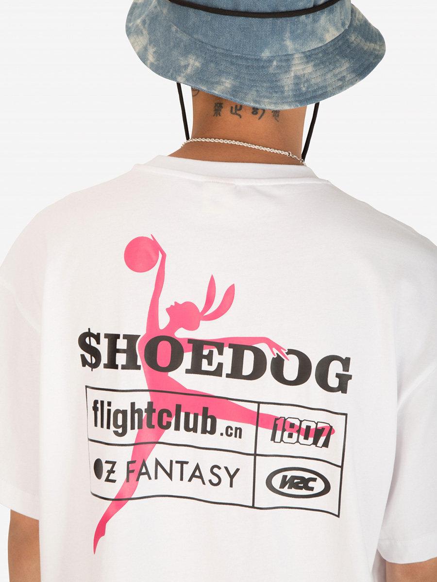 FC,AJ1,Air Jordan 1,1807,OZ,NS  鞋狗专属!四方联名「球鞋兔女郎」Tee 正式发售!