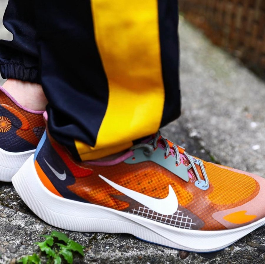 Nike,Vapor Street PEG,BV7724-5  日式元素点缀!Nike Vapor Street 最新上脚图释出!
