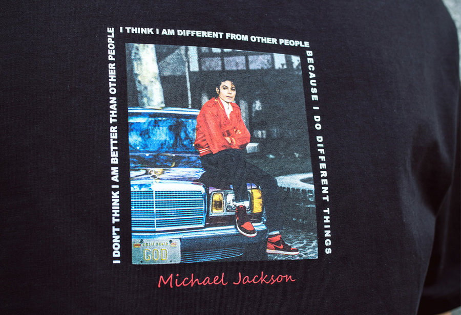 AJ1,Air Jordan 1,Yeezy  迈克尔·杰克逊上脚黑红 AJ1 的照片,你可能还没见过吧!