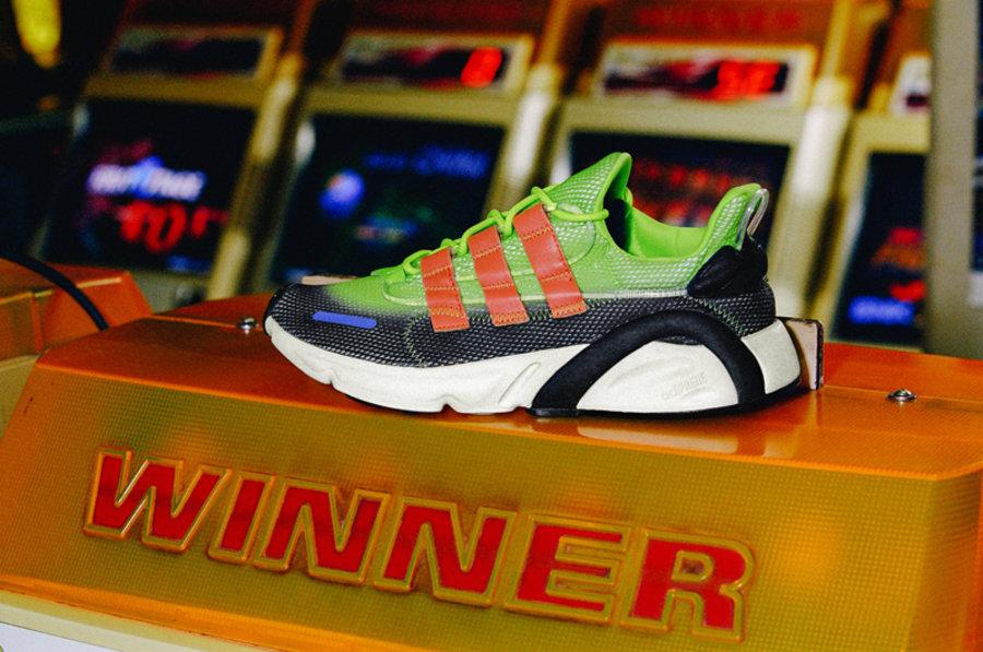adidas,Ozweego,Lxcon,发售  今年最火热的荧光绿!adidas 人气鞋款再曝全新配色