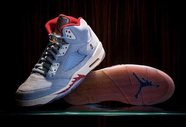 Trophy Room,Air Jordan 5 JSP P  规格与众不同!超限量 Trophy Room x AJ5 即将发售!