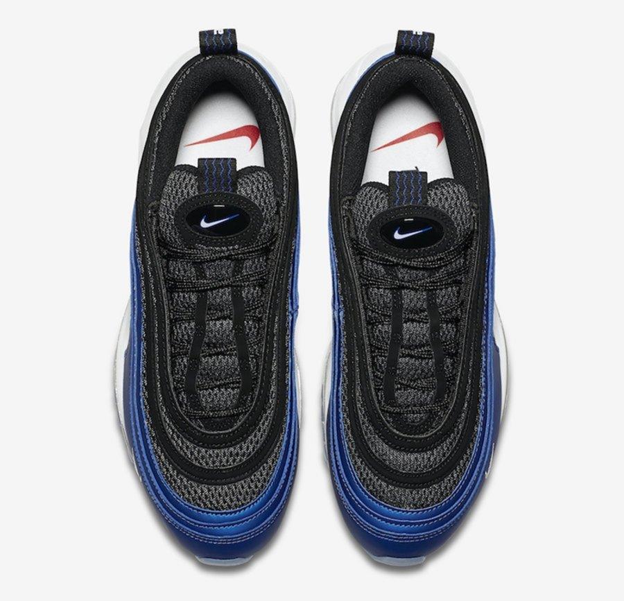 Nike,Air Max 97 QS,CI5011-400,  经典蓝喷元素!Air Max 97 全新配色登场!