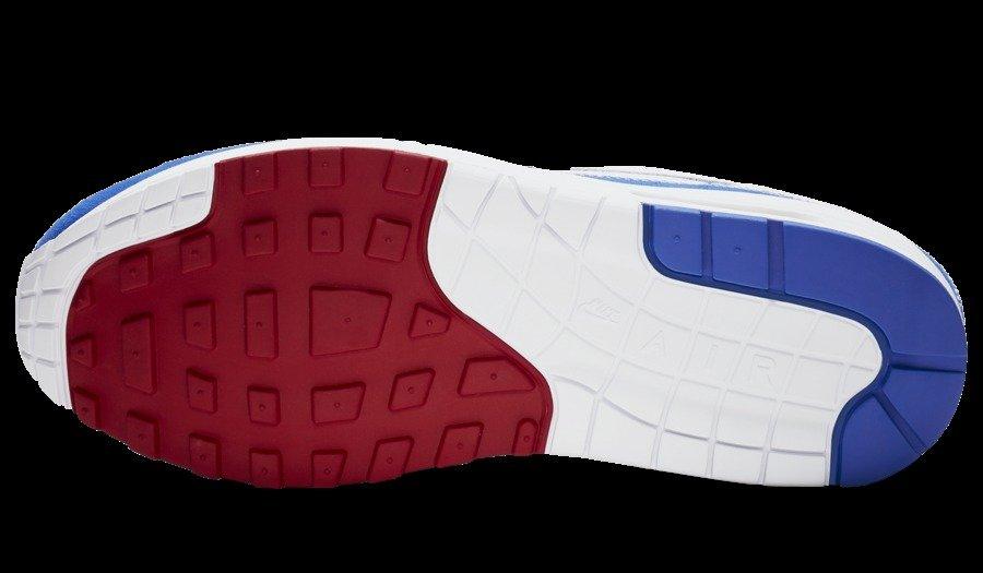 Air Max 1,发售,CJ1621-100  鸳鸯配色 + 鸵鸟皮鞋面!波多黎各日特别配色 Air Max 1 即将发售