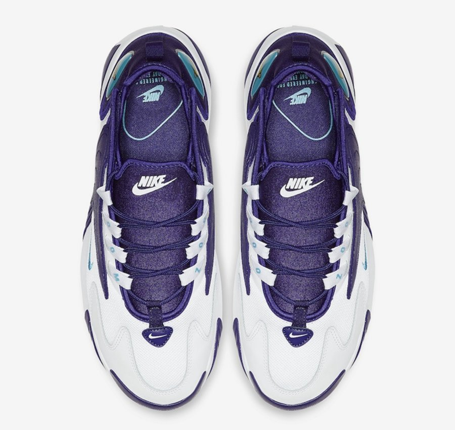 Nike,Zoom 2K,AO0269-104  夏洛特黄蜂配色!Nike Zoom 2K 全新配色官网发售!