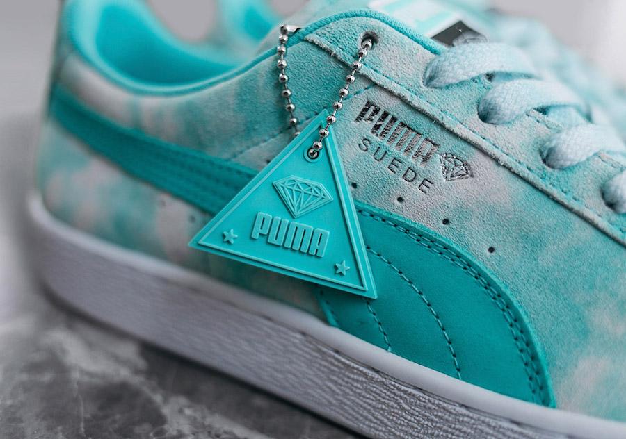 PUMA,发售  夏日的清凉配色!全新 PUMA 钻石联名下周发售