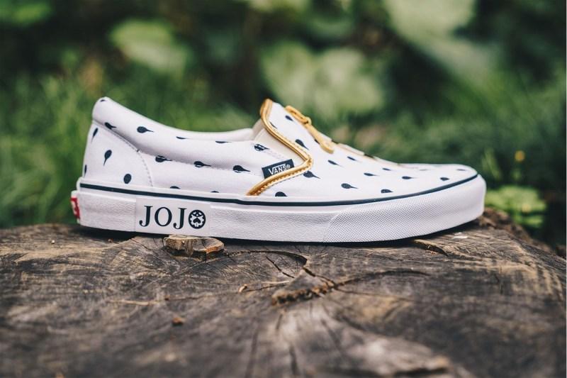 JOJO,Vans  热播动漫联名!JOJO 黄金之风 x Vans 联名鞋款来了!